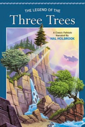 The Legend of the Three Trees Poster