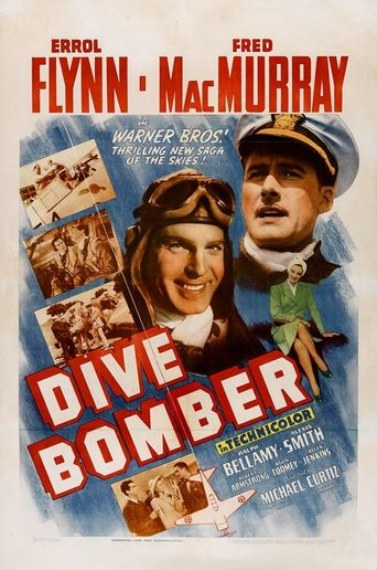 Dive Bomber Poster