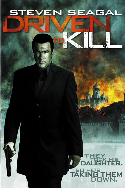 Driven to Kill Poster