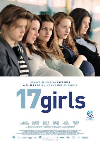 17 Girls Poster