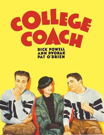 College Coach Poster