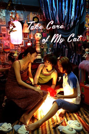 Take Care of My Cat Poster