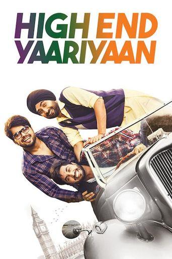 High End Yaariyaan Poster