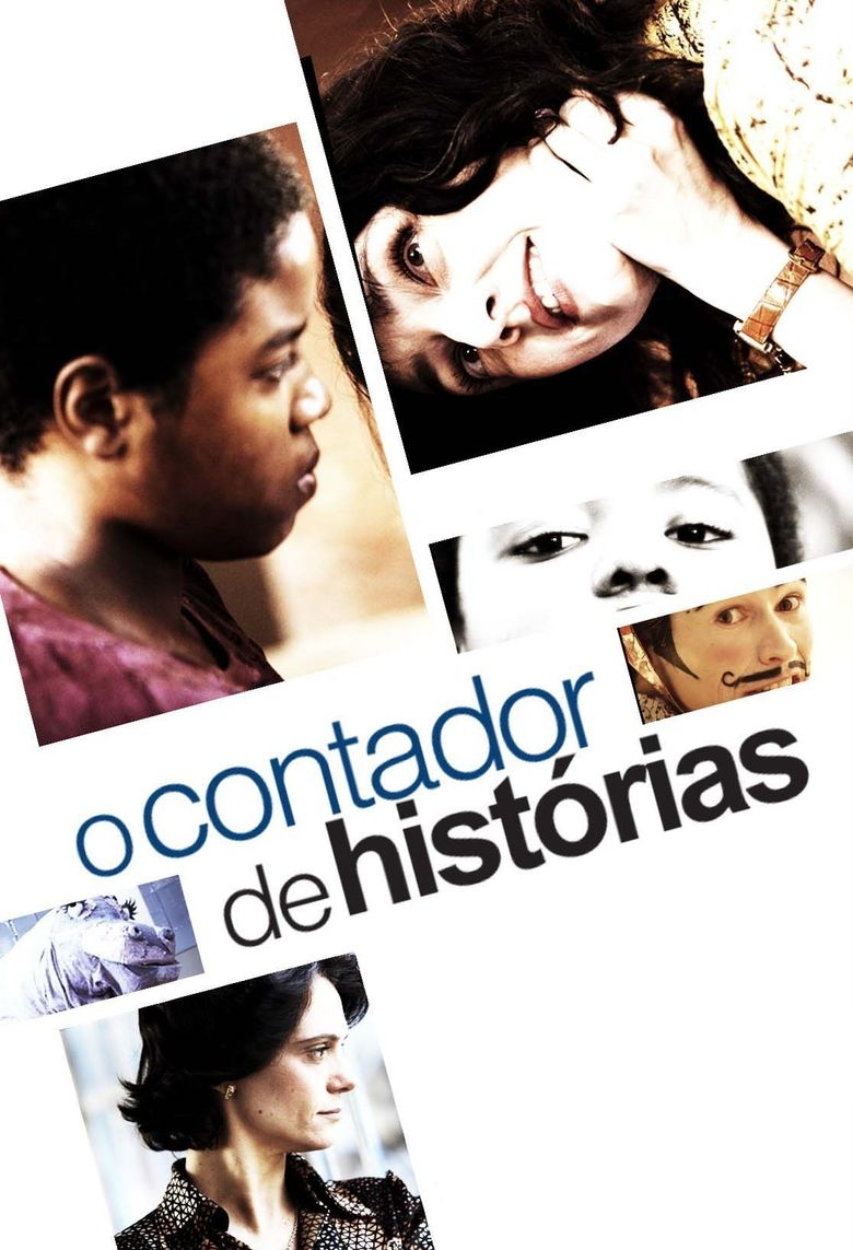 O Contador de Histórias Poster