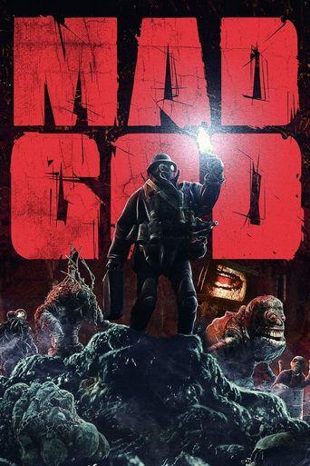 Mad God Poster