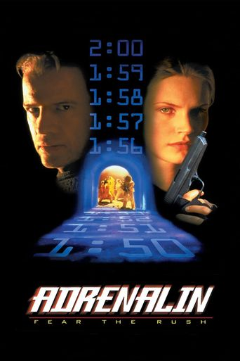 Adrenalin: Fear the Rush Poster
