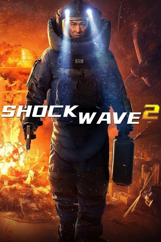 Shock Wave 2 Poster