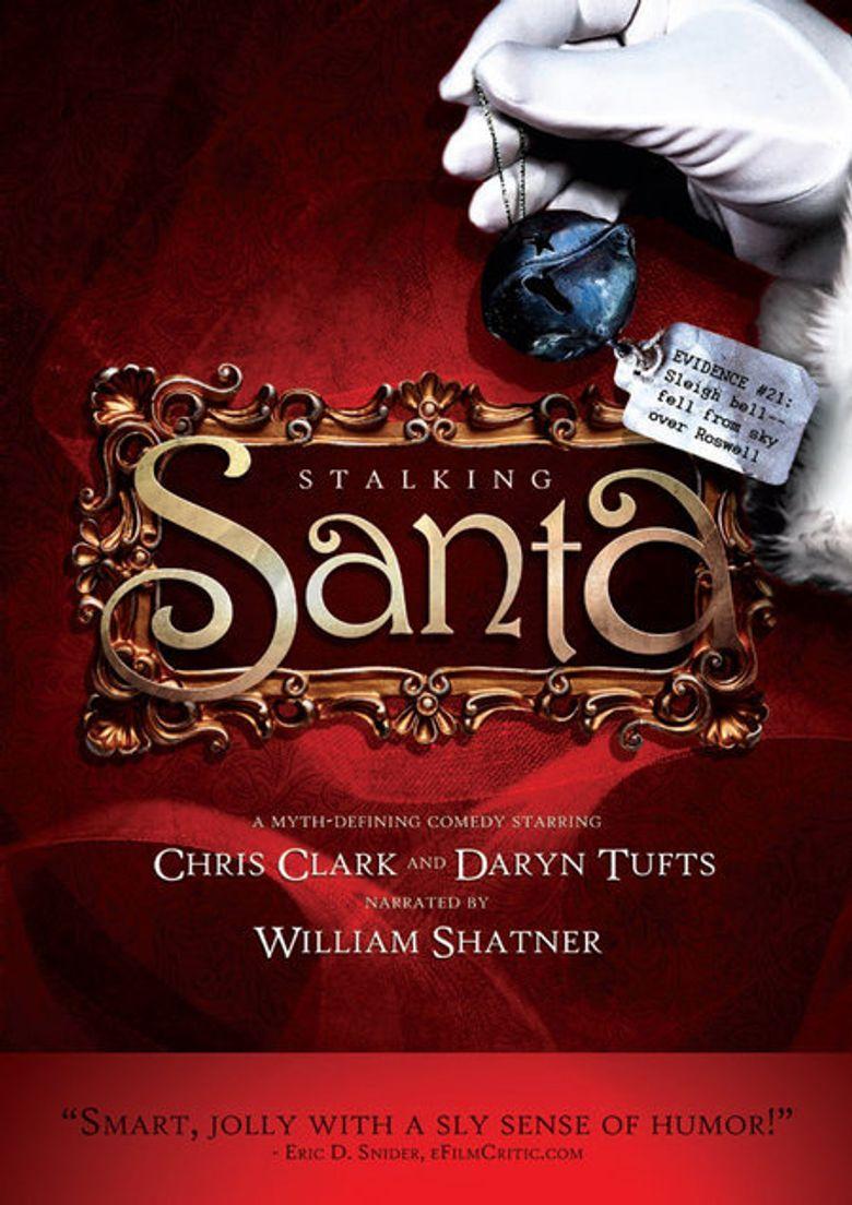 Stalking Santa Poster