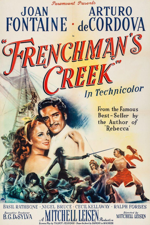 Frenchman's Creek Poster