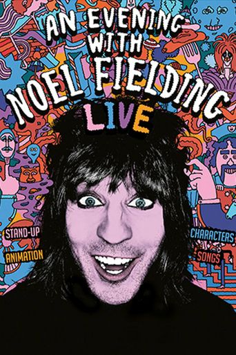 An Evening with Noel Fielding Poster