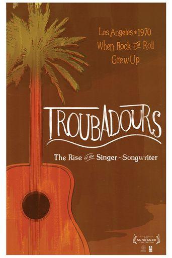 Troubadours Poster