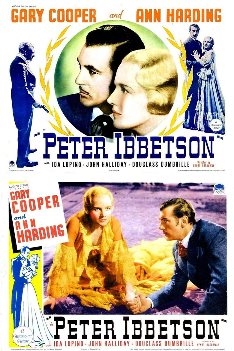 Peter Ibbetson Poster