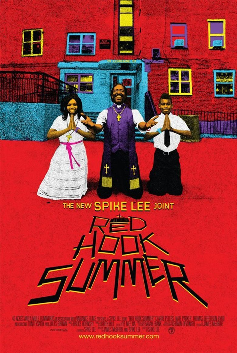 Red Hook Summer Poster