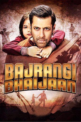Bajrangi Bhaijaan Poster