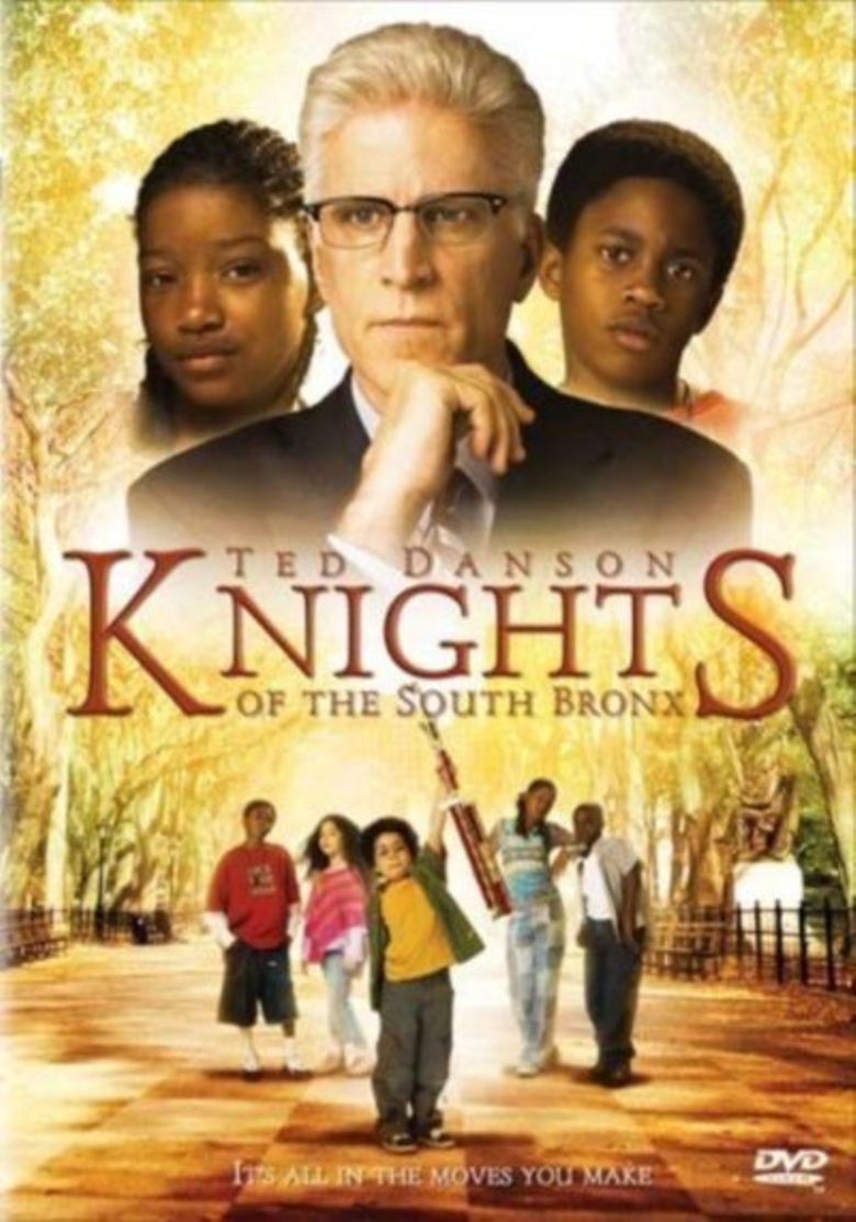 Knights of the South Bronx Poster