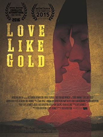 Love Like Gold Poster
