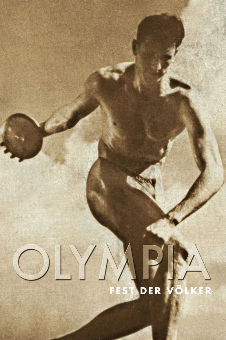 Olympia Part One: Festival of the Nations Poster