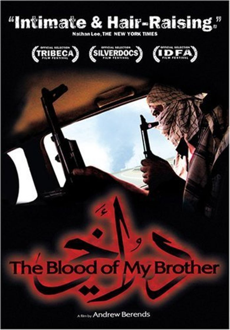 The Blood of My Brother: A Story of Death in Iraq Poster