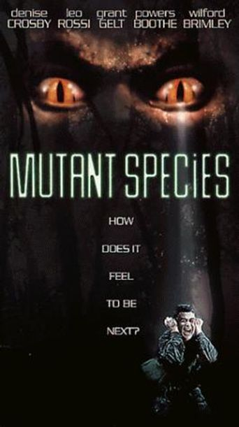 Mutant Species Poster