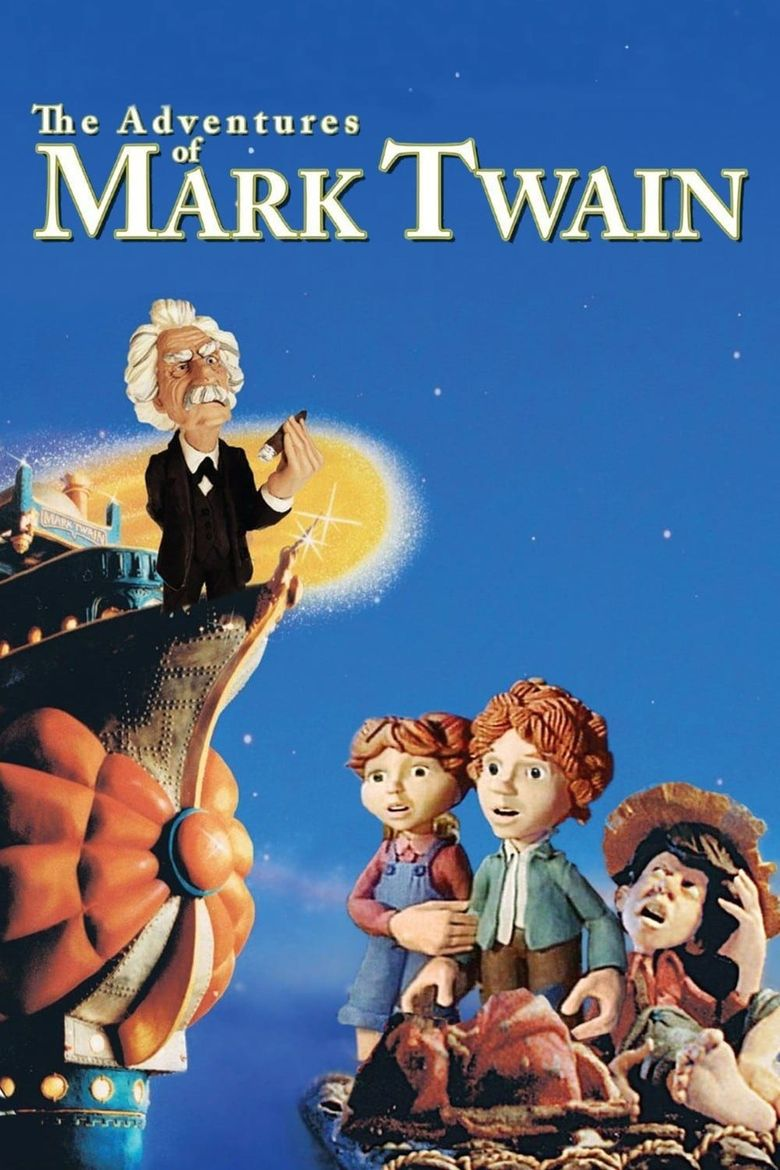 Watch The Adventures of Mark Twain
