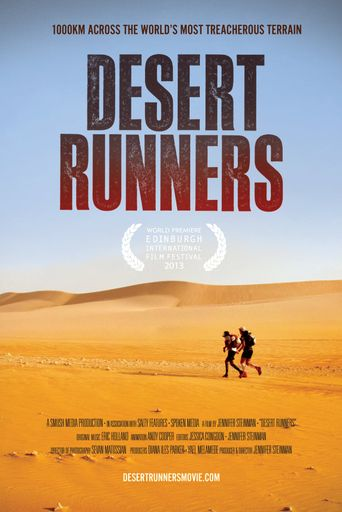 Watch Desert Runners