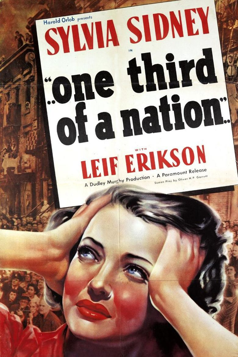 ...One Third of a Nation... Poster