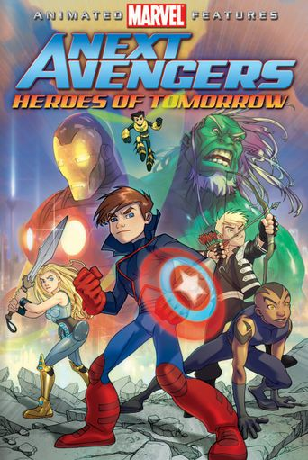Watch Next Avengers: Heroes of Tomorrow