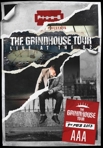 Plan B: The Grindhouse Tour - Live At The O2 Poster