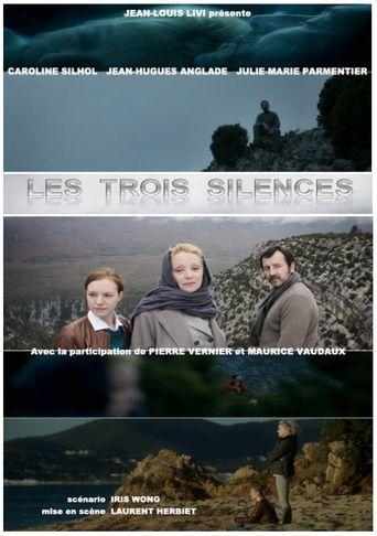 Les trois silences Poster