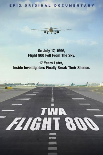 TWA Flight 800 Poster