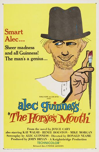 The Horse's Mouth Poster