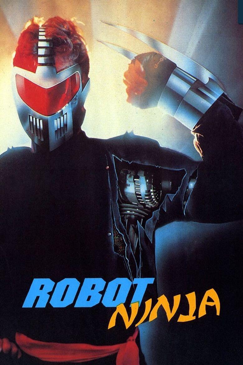 Robot Ninja Poster