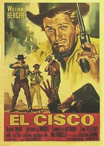 El Cisco Poster