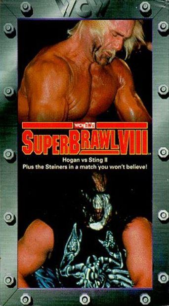 WCW SuperBrawl VIII Poster