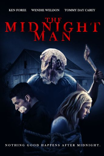 The Midnight Man Poster