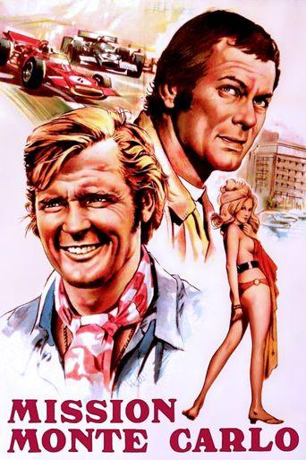 Mission: Monte Carlo Poster