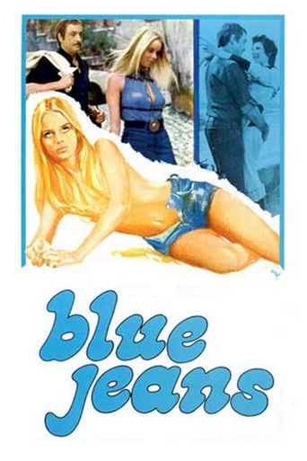 Blue Jeans Poster