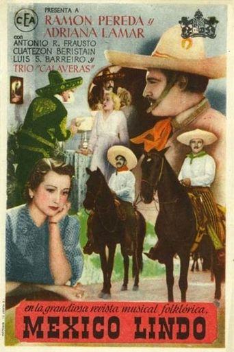 México lindo Poster