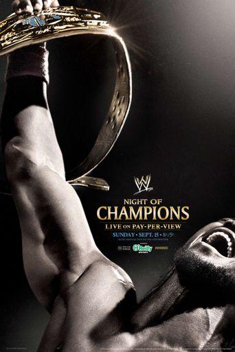 WWE Night of Champions 2013 Poster