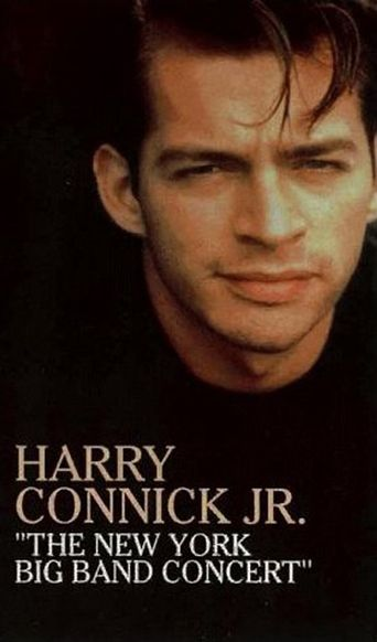 Harry Connick, Jr.: The New York Big Band Concert Poster