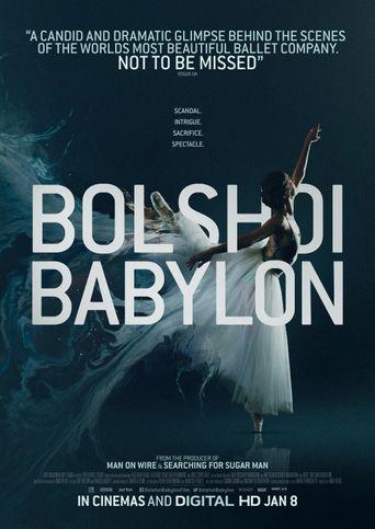Bolshoi Babylon Poster