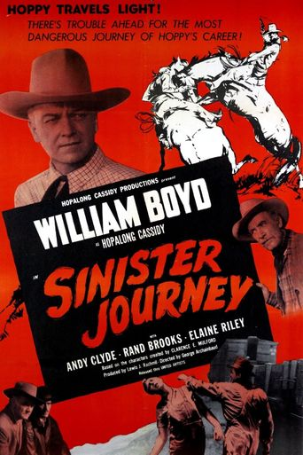 Sinister Journey Poster