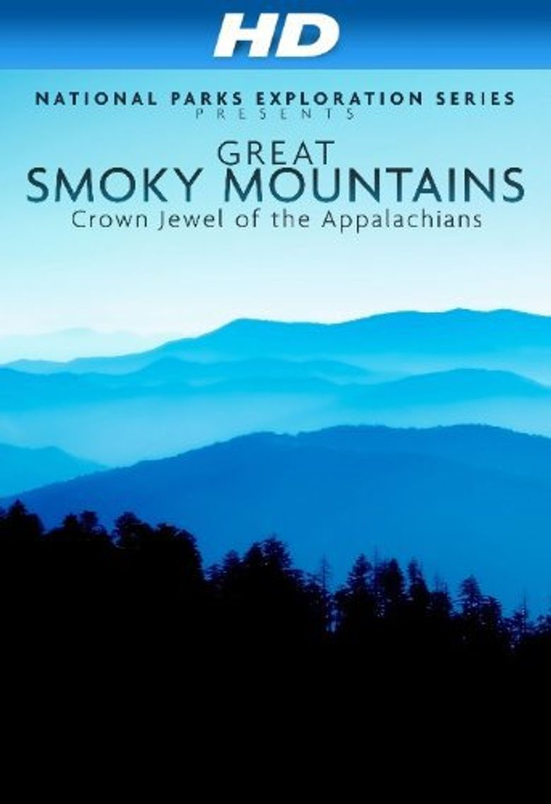National Parks Exploration Series: Great Smoky Mountains Poster