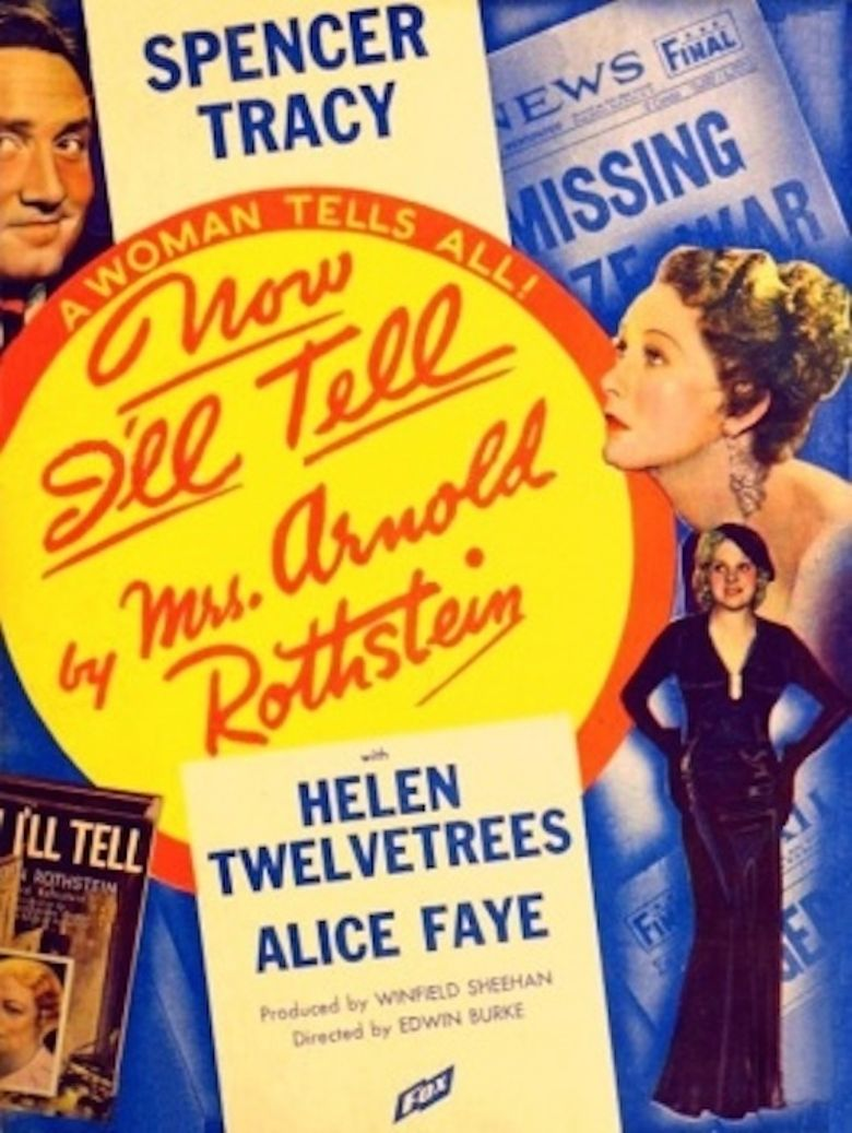 Now I'll Tell Poster