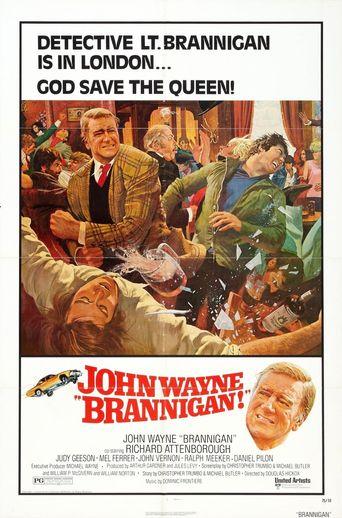 Brannigan Poster