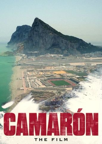 Camarón: The Film Poster