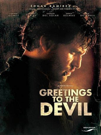 Greetings to the Devil Poster