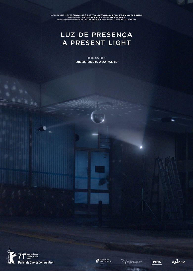 A Present Light Poster