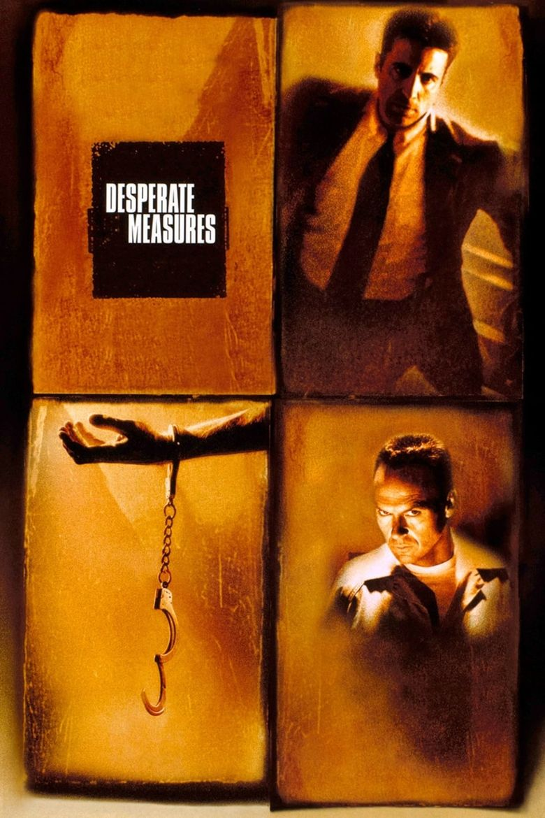 Desperate Measures Poster