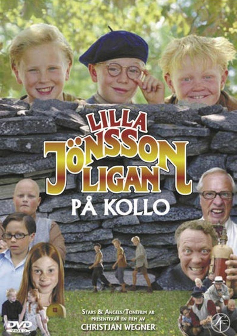 Lilla Jönssonligan på kollo Poster